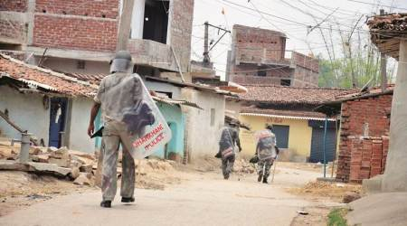 jharkhand police, jharkhand police shot dead, breaking news, jharkhand policemen, maoists, crpf, central reserved police force, india news, Indian Express