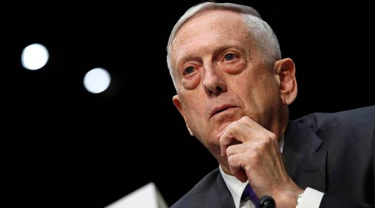 Jim Mattis says Asian countries concerned about 'massive piling' of Chinese debt