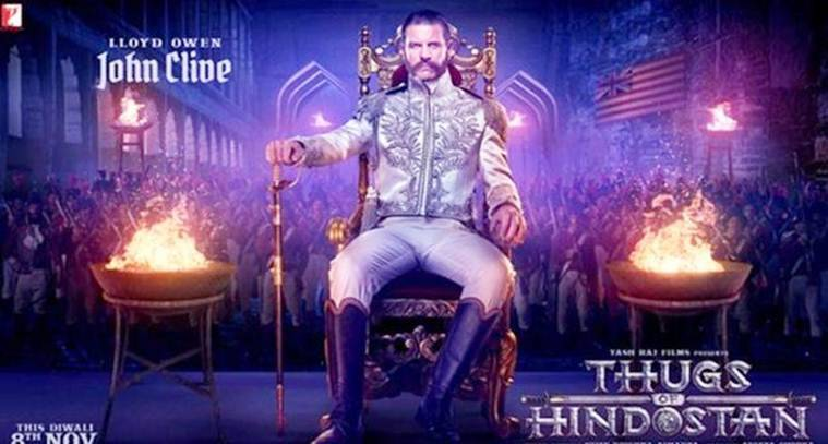 thugs of hindostan motion poster