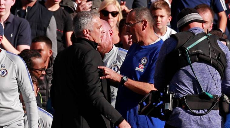Jose Mourinho back in spotlight after Stamford Bridge melee