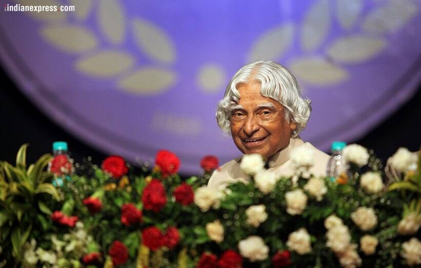 APJ Abdul Kalam, from India's missile man to people's president