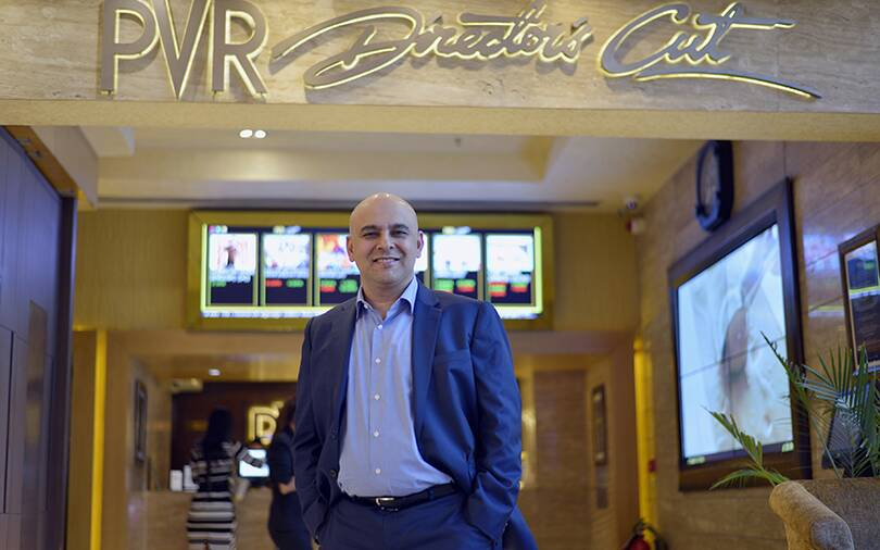 PVR Pictures CEO Kamal Gianchandani