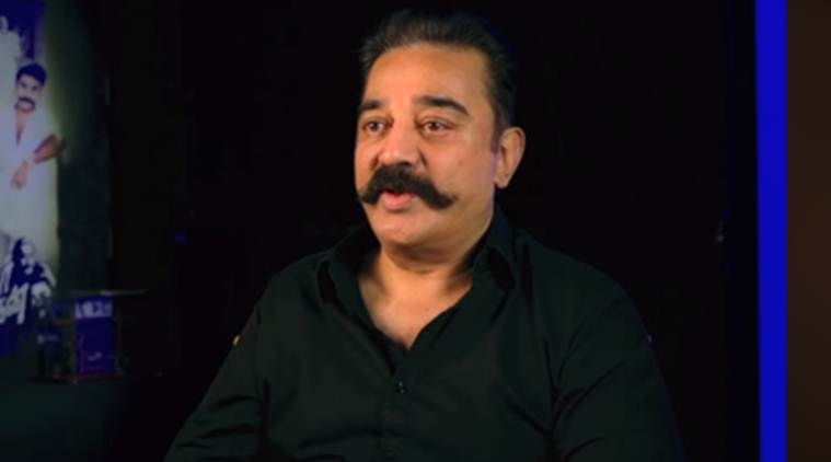 Kamal Haasan discusses his life in detail on Mega Icons