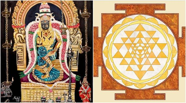 The secrets of the Kamalaamba Navavarana Kritis: Unraveling the nine layers to bliss