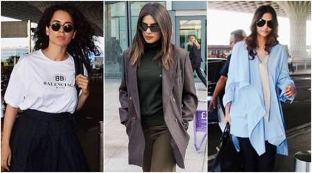 Kangana Ranaut, Priyanka Chopra, Sonam Kapoor: Best airport looks of the week (Oct 7 – Oct 13)