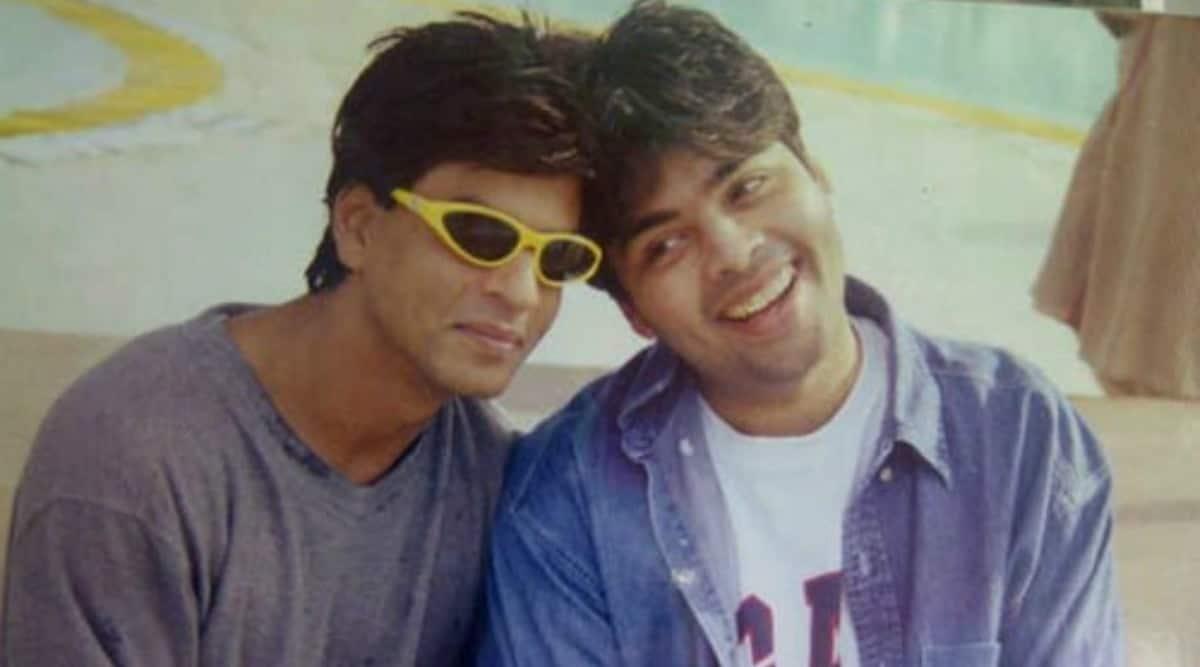 Karan Johar: Shah Rukh Khan's character in Kuch Kuch Hota Hai was ...