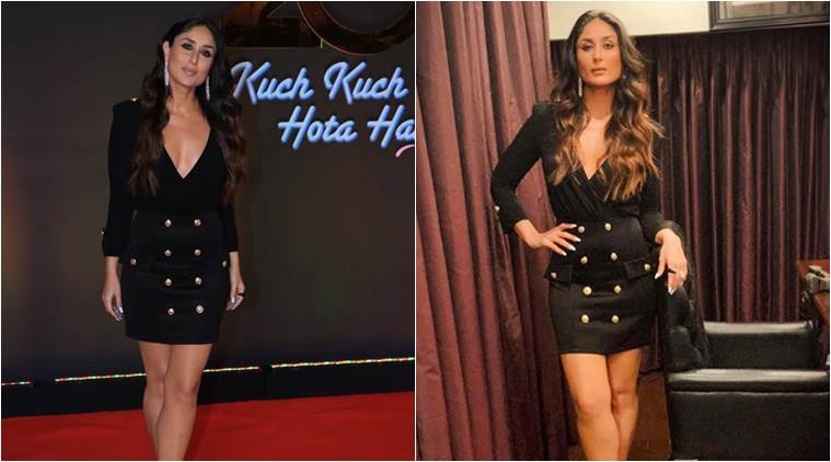 kareena kapoor khan, kareena kapoor, kuch kuch hota hain 20 years, kareena kapoor kuch kuch hota hain celebrations, kareena kapoor recent photo, indian express, indian express news