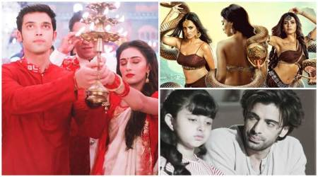 Kasautii Zindagii Kay, naagin 3 Most watched Indian television shows TRP charts