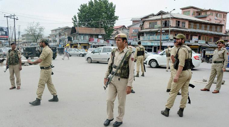 jammu and kashmir, al-badr chief ead, Militants kill woman, kashmir militant kill women, kashmir crisis, indian express