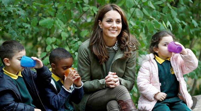 Kate Middleton, Kate Middleton new haircut, Kate Middleton hair style, Kate Middleton hair colour, Kate Middleton fashion, Kate Middleton latest news, Kate Middleton latest pics, Kate Middleton latest photos, Kate Middleton updates, Meghan Markle, The Royals, Prince Harry, Prince William, celeb fashion, indian express, indian express news