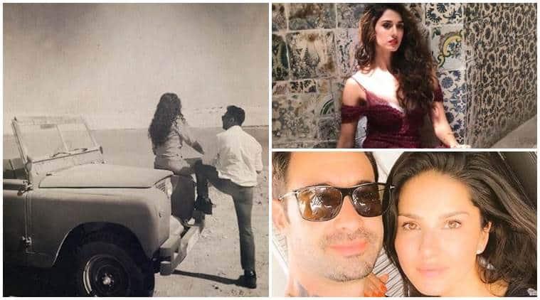 Katrina Kaif, Disha Patani Sunny Leone social media photos