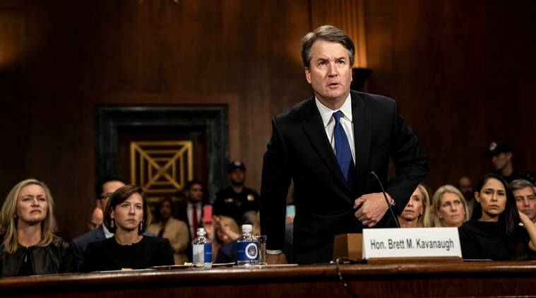 Brett Kavanaugh is the 114th Justice, And 108th white male on Bench