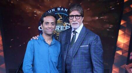 KBC 10 contestant Hiren Ranjanben Mehta: My only desire was to be on the hot seat with Amitabh Bachchan