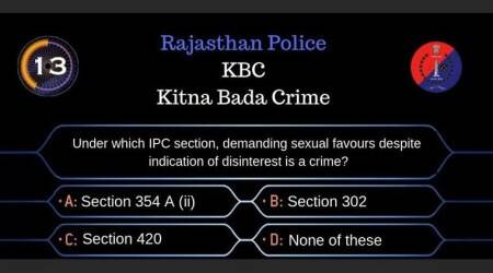Rajasthan Police's own version of 'KBC': Raising awareness about law, crimes