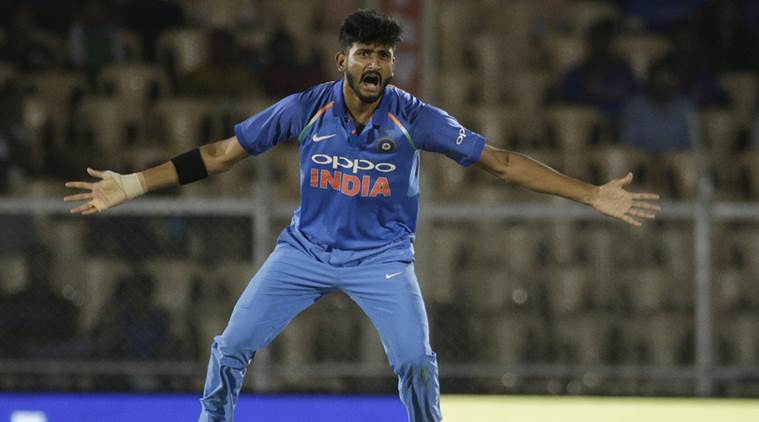 Twenty-year-old Khaleel Ahmed has provided India with a reliable left-arm medium pace option to complement a line-up which includes Chinaman Kuldeep Yadav.