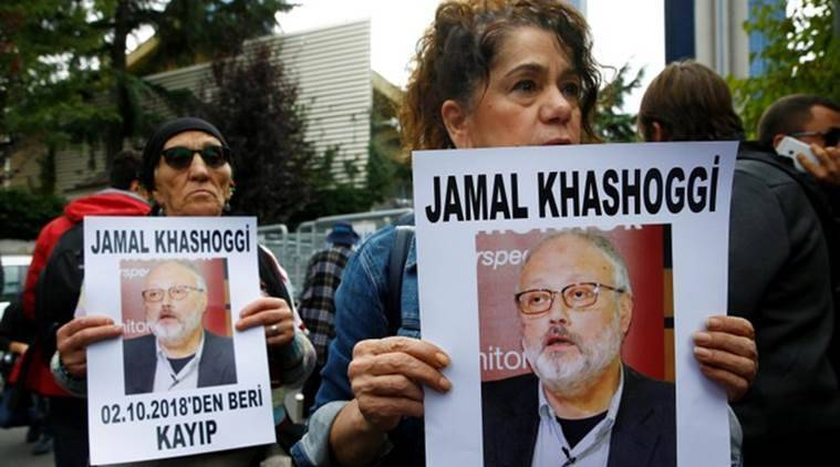 Turkey releases names of 15 Saudi suspects in Khashoggi murder