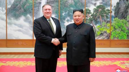 Mike Pompeo's visit to China kicks off with frostyexchange