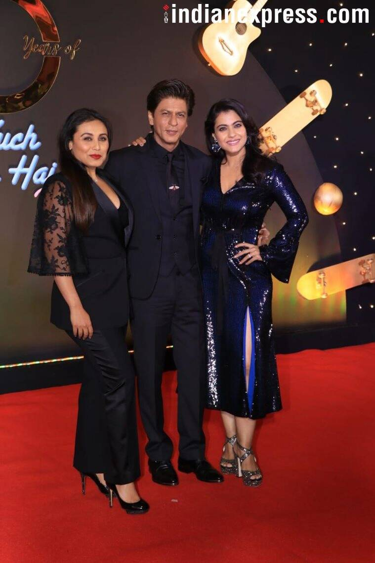 shah rukh khan celebrates 20 years of kuch kuch hota hai
