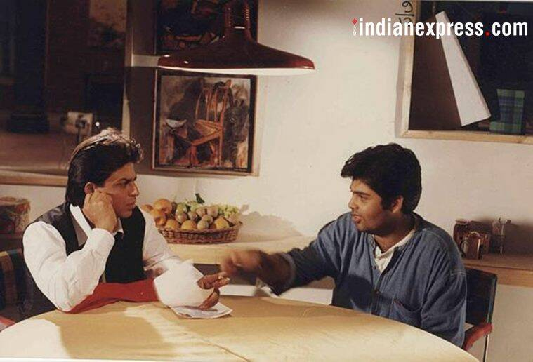 kuch kuch hota hai making with shah rukh khan and karan johar