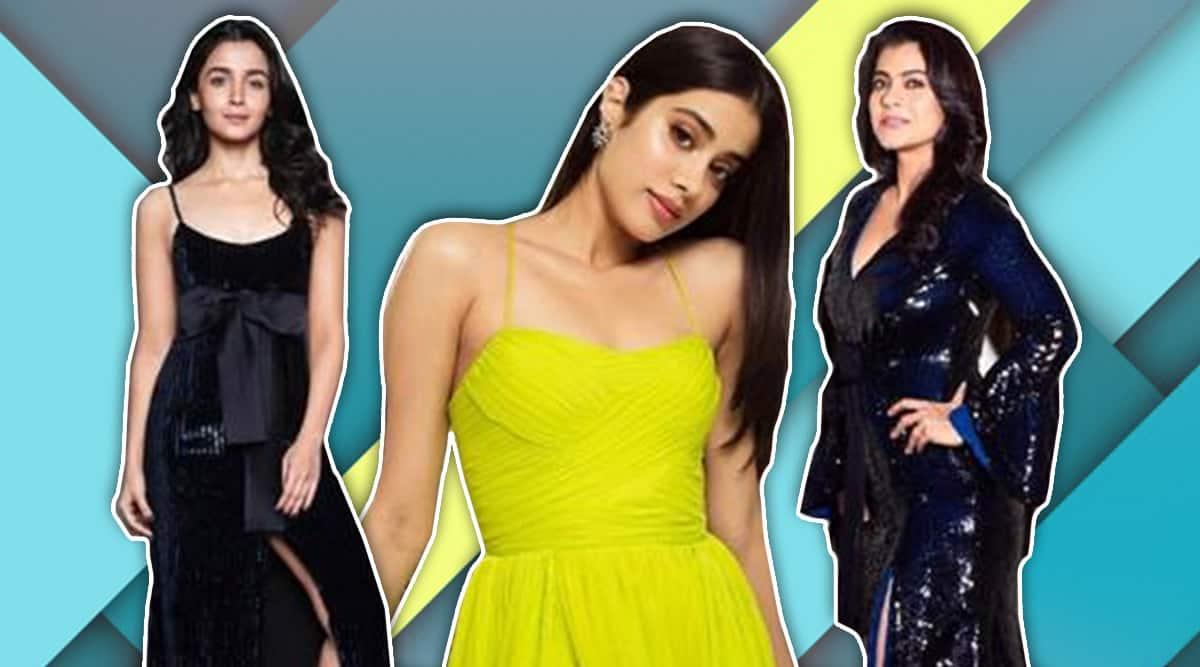 Kuch Kuch Hota Hai Completes 20 Years Kajol Alia Bhatt Janhvi Kapoor Sizzle At The Bash Lifestyle News The Indian Express