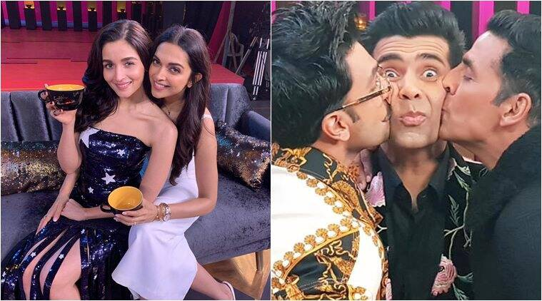 Koffee With Karan 6: Celebrities who will come on the show