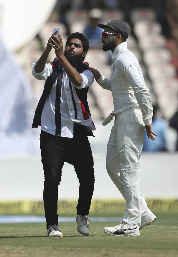 India vs West Indies 2nd Test Day 1
