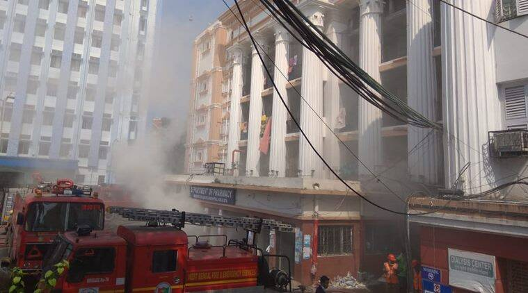 Fire breaks out at Kolkata Medical College and Hospital, patients moved to safety