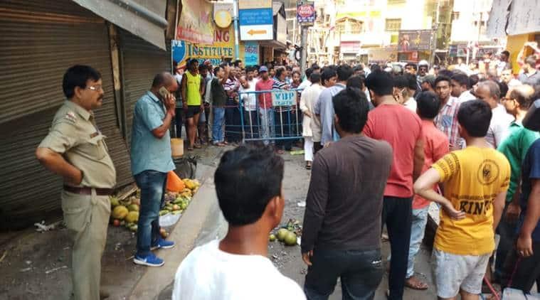 Kolkata blast, explosion, Indian Express