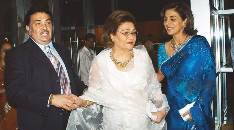 Krishna Raj Kapoor dead