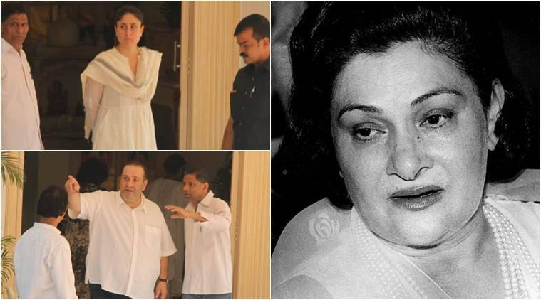 Image result for krishna raj kapoor passed away