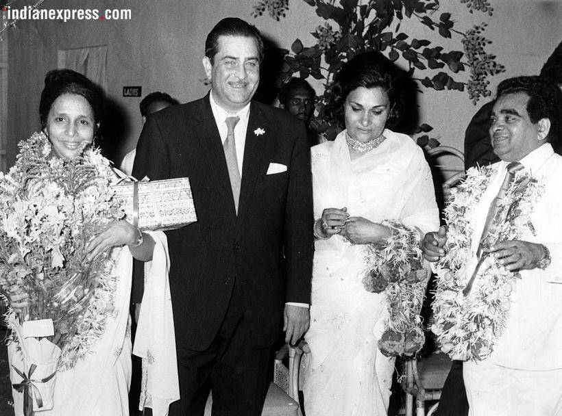 Krishna and Raj Kapoor