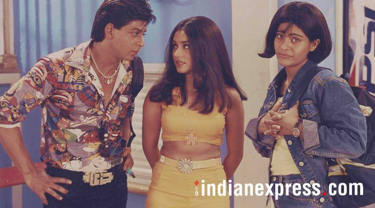20 Years Of Kuch Kuch Hota Hai Here Are Some Throwback Photos Of