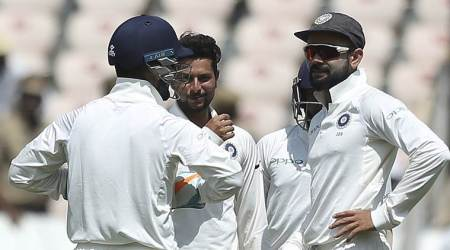 India vs West Indies 2nd Test Day 1 Live Cricket Score, IND vs WI Live Score Online: Chase, Dowrich take Windies over 150