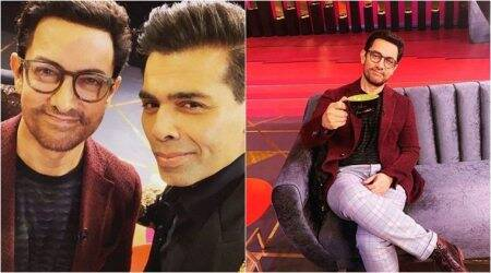 Koffee with Karan Season 6: Karan Johar to indulge in some 'crazy banter' with Aamir Khan