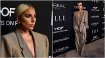 'I wanted to take the power back': Lady Gaga reveals why she wore an oversized pantsuit