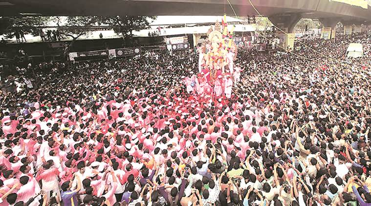 Mumbai cops manhandled: Report calls for review of crowd management