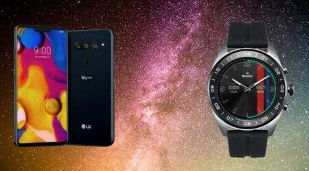 LG V40 ThinQ, LG Watch W7 launched: Price, specifications andmore