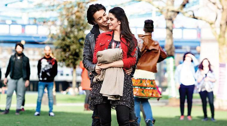 Loveyatri movie review Aayush Sharma, Warina Hussain