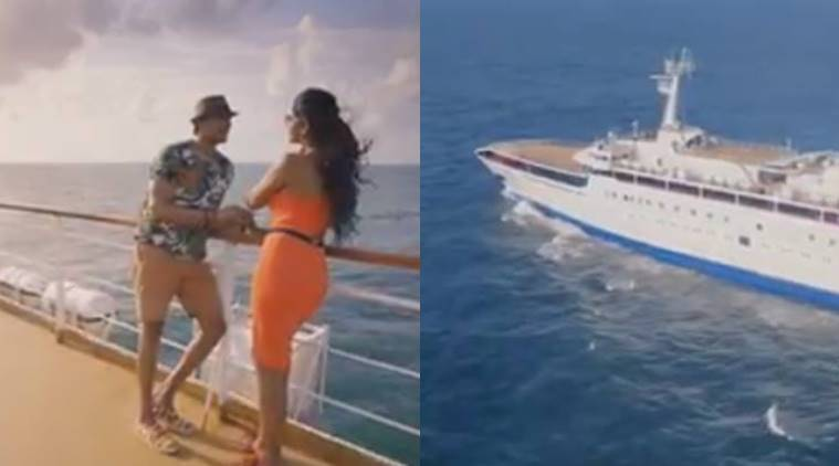 india's first domestic luxury cruise, angriya, shivaji samudra, luxury cruise, luxury cruise india, luxury cruise mumbai to goa, how to travel from mumbai to goa, indian express, indian express news