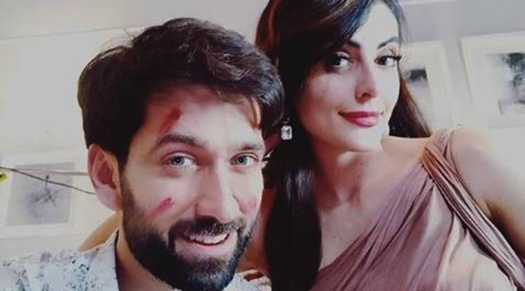 mandana karimi on ishqbaaz