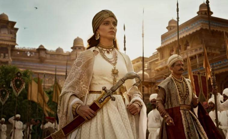 Manikarnika teaser: Kangana Ranaut's expression paves way for hilarious memes