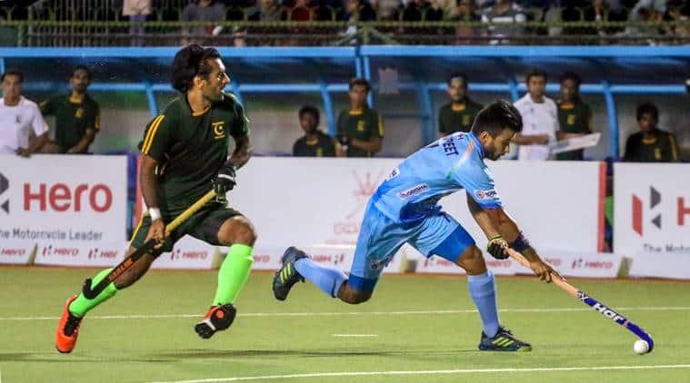 India vs Pakistan: Manpreet Singh's splendid solo goal inspires India's win