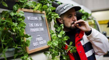 Canadians 'wake and bake' as marijuana is now legal in the country