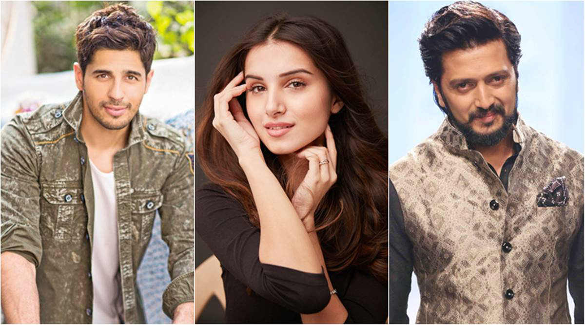 Marjaavaan Sidharth Riteish And Tara Team Up For A Violent Love Story Entertainment News The Indian Express