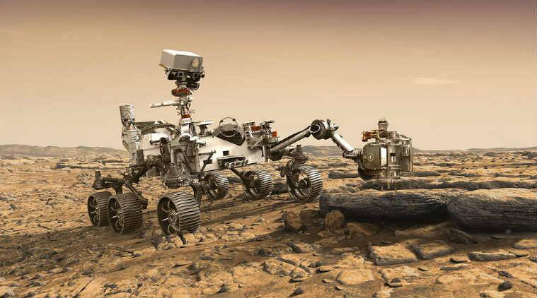 mars rover news articles - photo #23