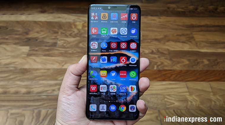 Huawei Mate 20 Pro first look: An attempt to change the statusquo