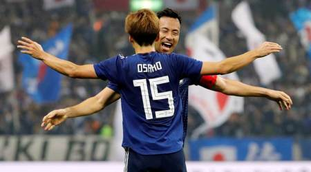 Japan captain Maya Yoshida hails 'historic victory' over Uruguay
