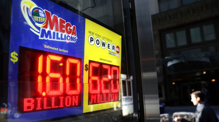 Here are the winning numbers for the $1.6 billion Mega Millions jackpot