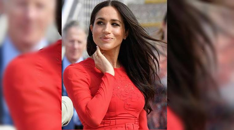 Meghan Markle Laughs To Tears At Tongan Choir's Mosquito Song