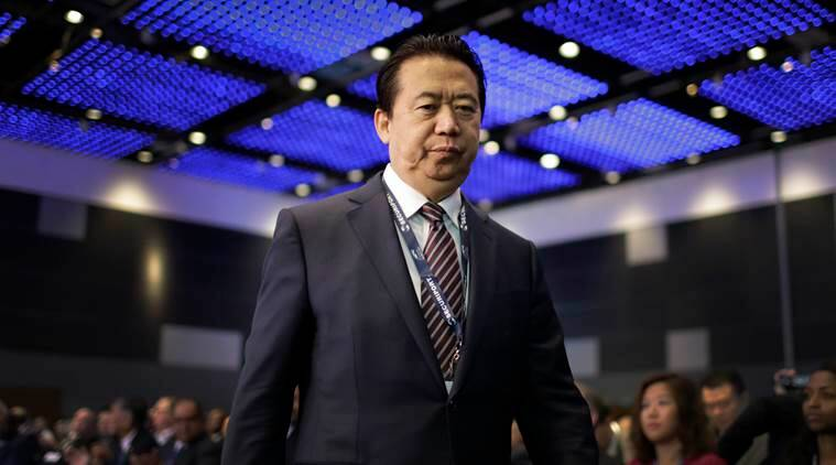Missing Interpol President Meng Hongwei sends resignation to France